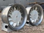 Нестандартное вентиляционное оборудование из специальных комбинированных алюминиевых и нержавеющих сплавов под заказ клиента